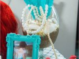 Little Mermaid Birthday Decoration Ideas Kara 39 S Party Ideas the Little Mermaid themed Birthday