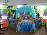 Little Mermaid Birthday Decoration Ideas Mermaid Birthday Party with Under the Sea Decorations