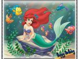 Little Mermaid Printable Birthday Card 15 Happy Birthday Images Little Mermaid Ideas Happy