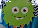 Little Monster Birthday Party Decorations Partylicious events Pr Little Monster Birthday Bash