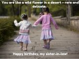 Little Sister Birthday Memes top 30 Birthday Quotes for Sister In Law with Images