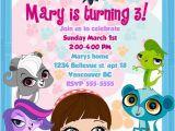 Littlest Pet Shop Birthday Invitations Printable Free Littlest Pet Shop Birthday Invitations Birthday Party