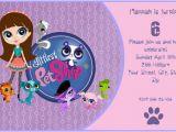 Littlest Pet Shop Birthday Invitations Printable Free Littlest Pet Shop Digital Birthday by Sandinmyshoesdesigns