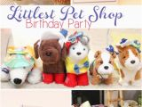 Littlest Pet Shop Birthday Party Decorations Littlest Pet Shop Birthday Party Ideas