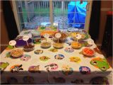 Littlest Pet Shop Birthday Party Decorations Littlest Pet Shop Birthday Party We Had A Yogurt Bar with