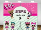 Lol Surprise Doll Happy Birthday Banner Printable Royal Blue and Gold Prince themed Crown Tiara