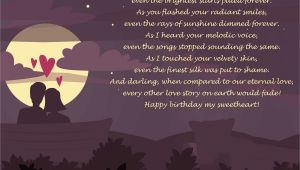 Love Poems for Birthday Girlfriend Romantic Happy Birthday Poems for Her for Girlfriend or