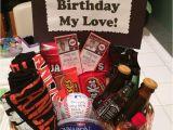 Low Budget Birthday Gifts for Boyfriend Gift Ideas for Boyfriend Gift Basket Ideas for My