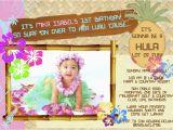 Luau 1st Birthday Invitations the Chalebrations Blog 1st Birthday X Lots Of Luau Fun