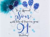 Luxury 21st Birthday Gifts for Him Large Cards Collection Karenza Paperie