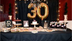 Luxury 30th Birthday Gift Ideas for Him Masculine Decor for Surprise Party Men 39 S 30th Birthday