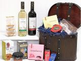 Luxury 30th Birthday Gifts for Her Victorian Luxury Treats Hat Box Gourmet Christmas Hamper