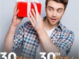 Luxury 30th Birthday Present Ideas for Him Homewetbar Be Awesome Blog