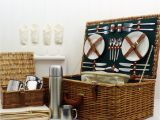 Luxury 60th Birthday Gifts for Him Regal 4 Person Luxury Picnic Basket Hamper Gift Ideas