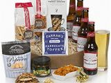 Luxury Birthday Ideas for Him Beer Lovers Hamper Food Beer Gift for Him Luxury