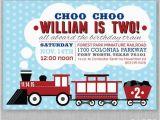 M M Birthday Party Invitations Choo Choo I 39 M Two Birthday Invitation by Papercrazedesigns