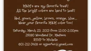 M M Birthday Party Invitations Unavailable Listing On Etsy