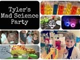 Mad Science Birthday Party Decorations Mad Science Birthday Party the Party