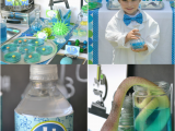 Mad Science Birthday Party Decorations Mad Scientist Science Birthday Party Ideas Party Ideas
