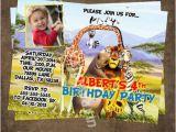 Madagascar Birthday Invitations Madagascar 3 Photo Cards Invitations Penguins Invites