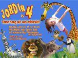 Madagascar Birthday Invitations Madagascar Birthday Invitations Best Party Ideas