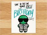 Magic Mike Birthday Card Magic Mike