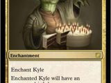 Magic the Gathering Birthday Card Dumbledore Shot First Mixed Bag Kyle 39 S B Day Cards