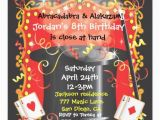 Magic themed Birthday Invitations 20 Best Magic themed Birthday Party Invitations Images On