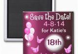 Magnet Invitations Birthday Party Ladies Birthday Invitation Magnet Fridge Magnet Zazzle