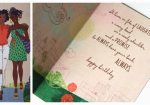 Mahogany Birthday Cards For Her Why I Love To Celebrate Birthdays Natural Chica