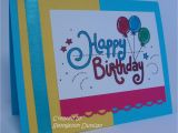 Make A Birthday Card for Free Create with Seongsook A Stack Happy Birthday Cards