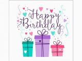 Make A Free Birthday Card Online Birthday Card Design Download Free Vector Art Stock