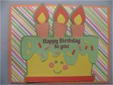 Make A Personal Birthday Card for Free Easy to Make Homemade Birthday Card with A Cricut Hubpages