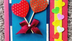 Make A Video Birthday Card How to Make A Simple Handmade Birthday Card 15 Steps
