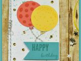 Make A Video Birthday Card Making Birthday Cards at Home with the Celebrate today