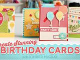 Make An Online Birthday Card Create Stunning Birthday Cards Online Class Craftsy