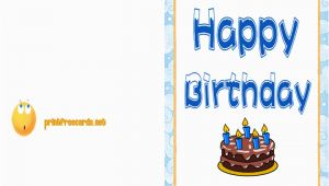 Make and Print Birthday Cards for Free How to Create Funny Printable Birthday Cards