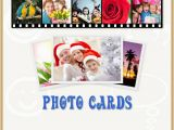 Make Birthday Cards with Photos Online Free Create Photo Card Online Holiday Photo Cards Custom