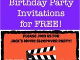 Make Birthday Invitations Free How to Create Birthday Party Invitations Using Picmonkey