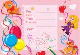 Make Birthday Party Invitations Online for Free to Print Make Your Own Birthday Party Invitations Free Printable