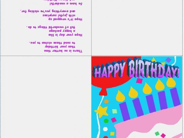 Send Birthday Card Through Text Message Draestant Info