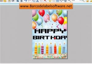 Make Custom Birthday Cards Online Free Your Own For Unique