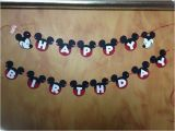 Make Happy Birthday Banner Cricut 1000 Images About Mickey Mouse Club House Party On