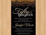 Make Your Own 50th Birthday Invitations Tips Easy to Create 50th Birthday Invitations Beauteous