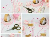 Make Your Own Birthday Decorations Bubble and Sweet All that Glitters Party Straws Diy