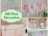 Make Your Own Birthday Decorations Bubble and Sweet Pretty Pastel Party Lilli 39 S 9th