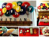 Make Your Own Birthday Decorations Make Your Own Decorations Happy Birthday Banner Above