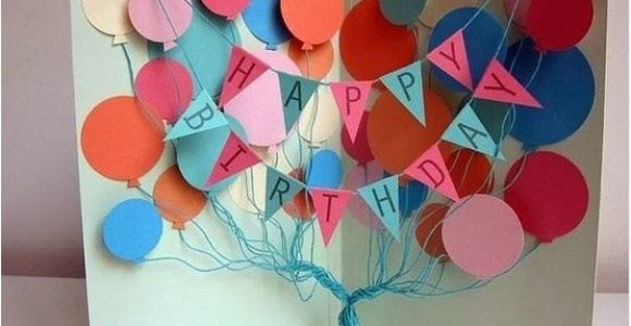 Make Your Own Happy Birthday Card Popular Diy Crafts Blog How to Make Your Own Birthday Cards