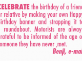 Make Your Own Happy Birthday Meme Celebrate the Birthday Of A Friend or Relative by Making
