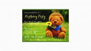 Make Your Own One Direction Birthday Invitations Create Your Own Birthday Party Invitation Zazzle